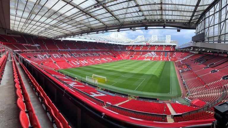 The stage is set for Manchester United's showdown against Newcastle