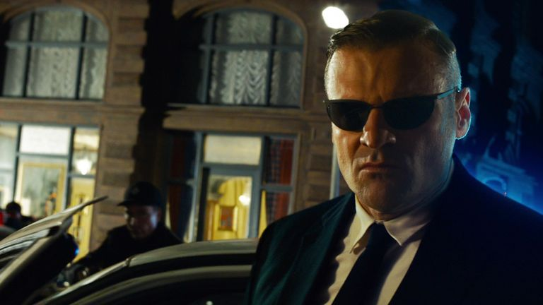 The shape-shifting Agents are back. Pic: Warner Bros