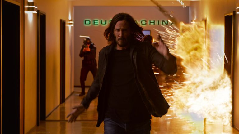 Explosions and action sequences are a huge part of the franchise. Pic: Warner Bros