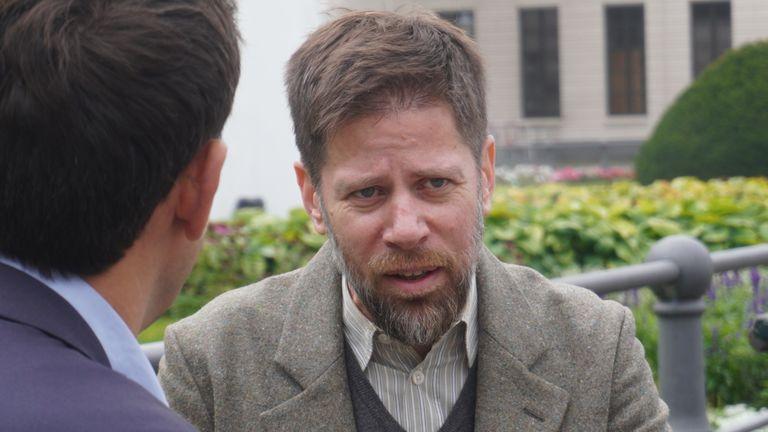Matthew Karnitschnig, Politico's chief Europe correspondent