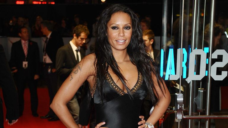 """Mel B, real name Melanie Brown, says she will """"make sure"""" a tour happens in a couple of years"""