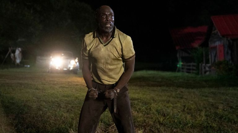 Michael K Williams as Montrose Freeman in Lovecraft Country. Pic: Bad Robot/HBO/Kobal/Shutterstock