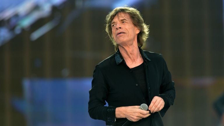 Mick Jagger has paid tribute to Charlie Watts