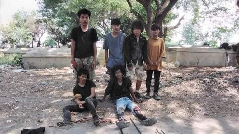 Zin Ko Tun arrest