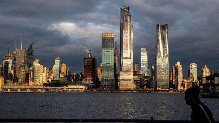 New York's skyline