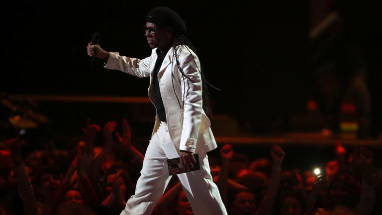 Nile Rogers provided evidence for the DCMS report