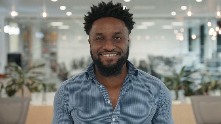 Nnamdi Emelifeonwu founded the company. Pic: Definitely