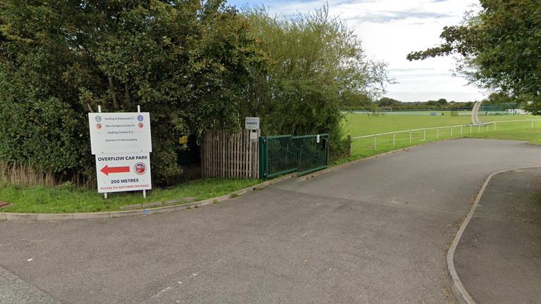 West Bridgford Colts. Pic: Google Maps