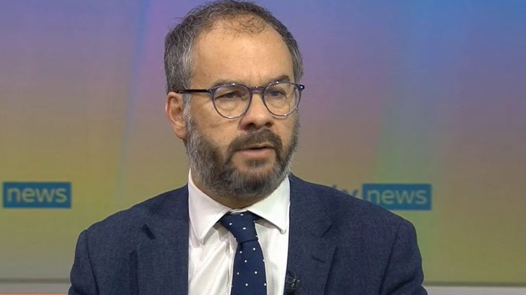 Paul Scully says the government is considering a worst-case scenario regarding energy prices
