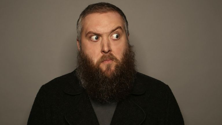 Comedian Phil Jerrod has died of cancer. Pic: Andy Hollingworth