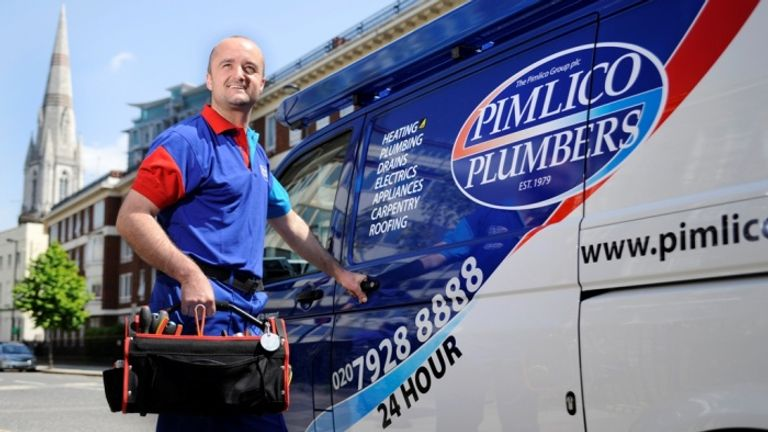 The company was founded in 1979. Pic: Pimlico Plumbers
