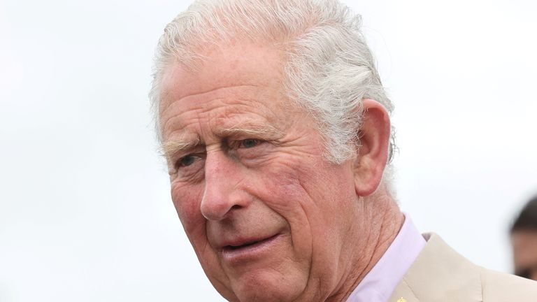 Prince Charles has been reported to the police by the pressure group, Republic