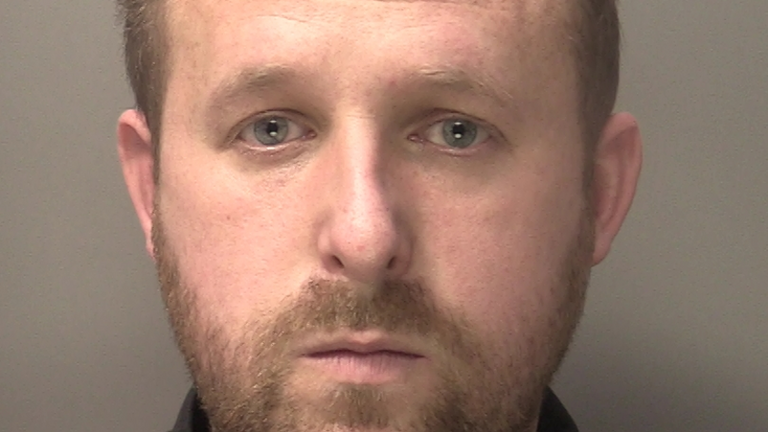 Richard Avery, of no fixed address, was cleared of murder but convicted of perverting the course of justice. Pic: West Midlands Police