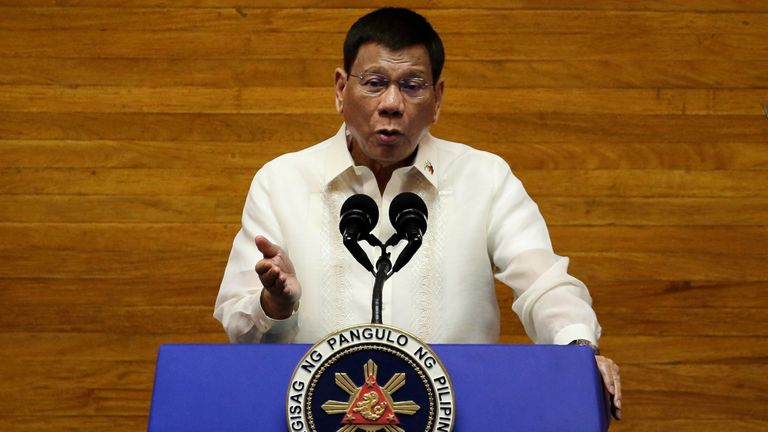 President Rodrigo Duterte has been nominated for vice president, a move critics have called a cynical attempt for him to retain power