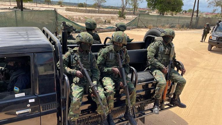 More than 1,000 Rwandan troops were sent to Mozambique at the beginning of July as the leaders of other southern African states began to sweat and fret about this conflict