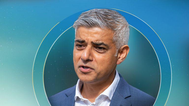Sadiq Khan said climate change will have devastating effects on London