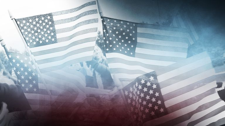 For Greg Milam 9/11 piece only Patriotism