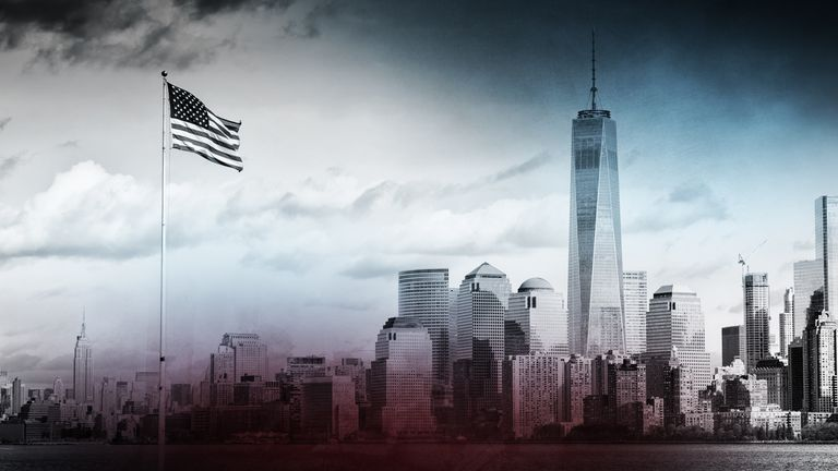 For Greg Milam 9/11 piece Changed World