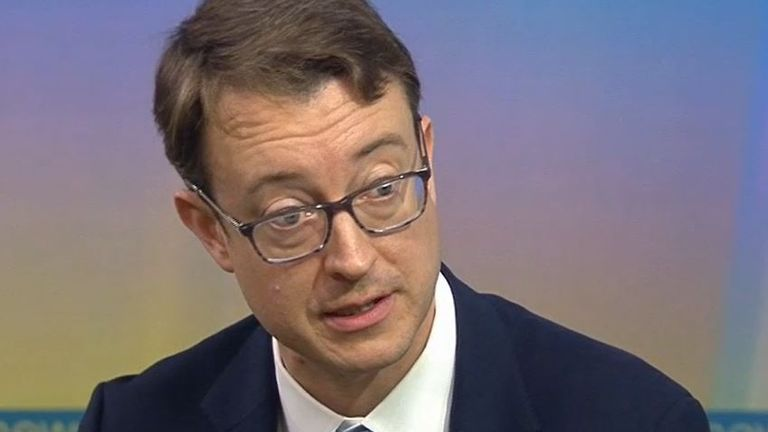 Simon Clarke believes that the fuel crisis is easing