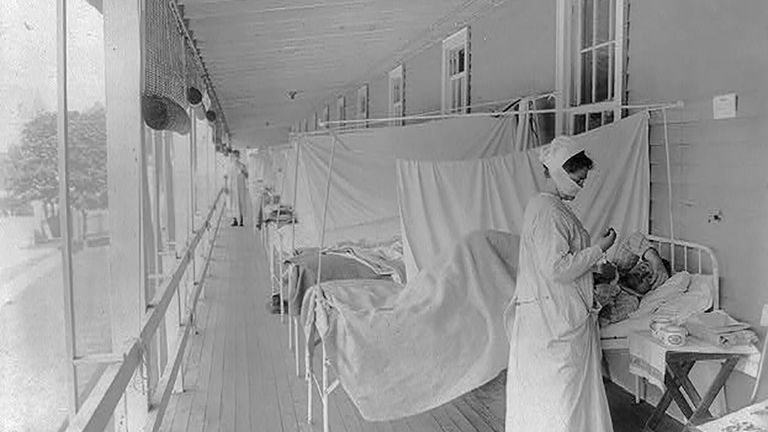COVID-19 has now killed as many Americans as the Spanish flu – around 675,000 |  US News