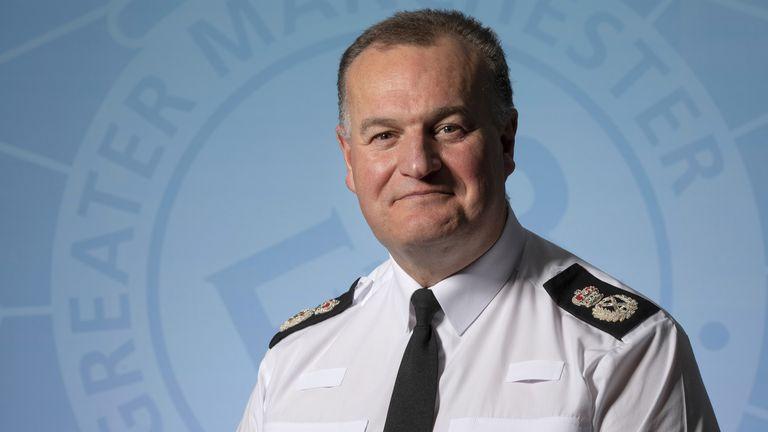 "Mr Watson has pledged ""real ferocity"" in tackling organised crime gangs"
