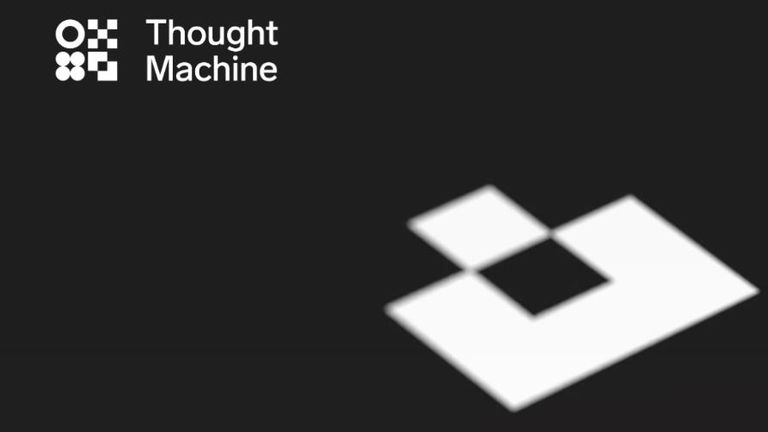 Banking tech company Thoughtmachine - website download 1/9/21