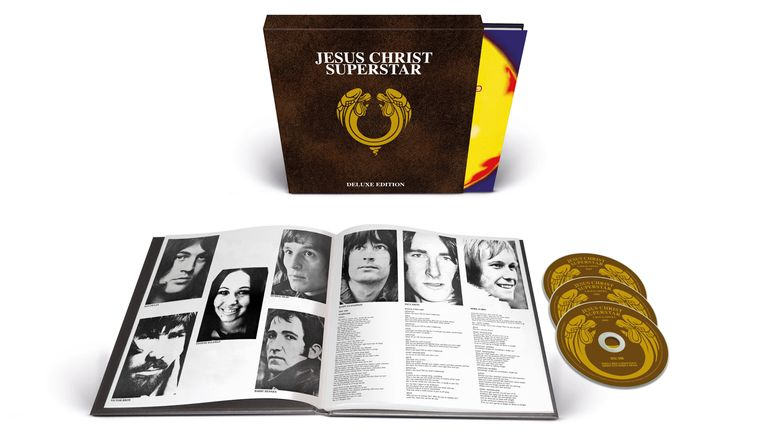 The album has been remastered 50 years on