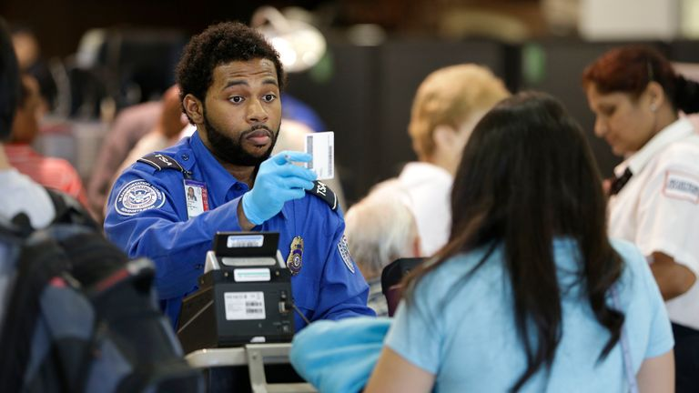 The TSA has become an ever-present part of air travel in the United States