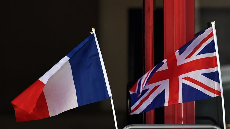 The AUKUS deal has caused a rift with France Pic: AP