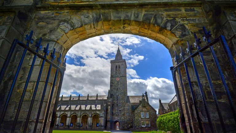 St Andrews has pushed Oxford and Cambridge close for several years but finished first in this year's rankings