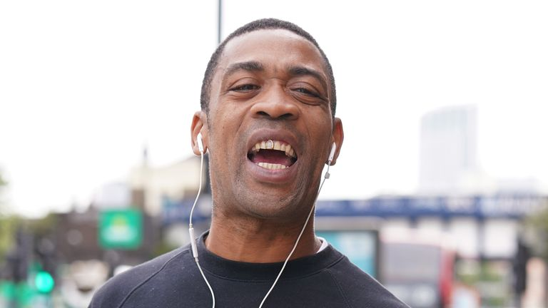 The judge has delayed Wiley's case for two weeks in order for him to apply for legal aid and talk to his solicitors