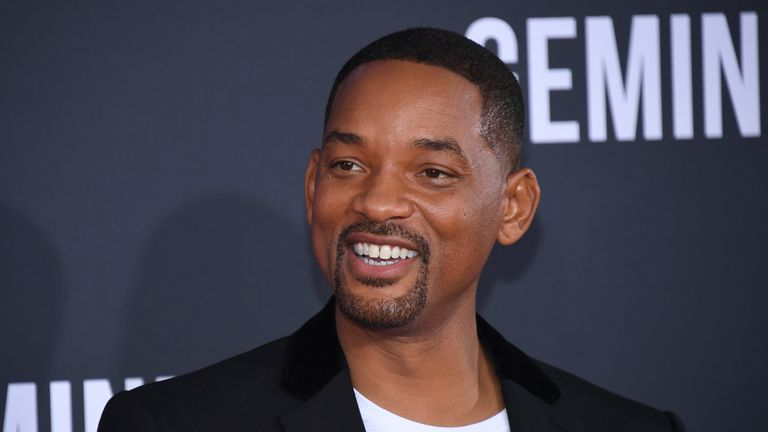 Will Smith played the original Fresh Prince. Pic: Phil McCarten/Invision/AP