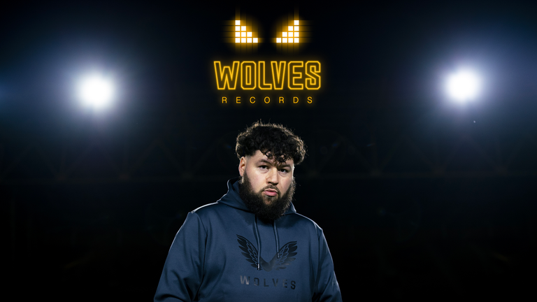 S-X is one of the producers working on the new record label. Pic: Wolves Records