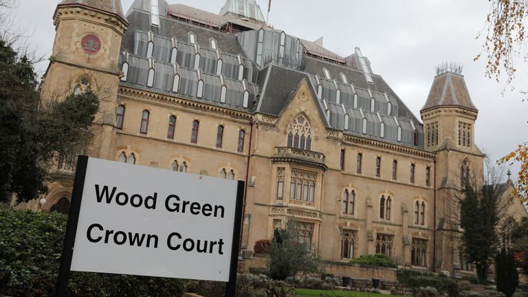 Mr Baker was involved in a plan to breakout two inmates from a prison van near Wood Green Crown Court