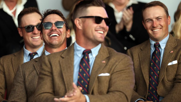 Team USA, Ryder Cup opening ceremony