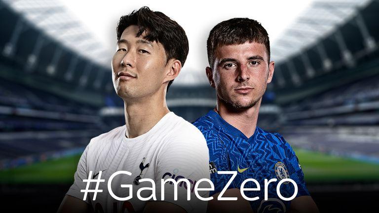 Spurs vs Chelsea #GameZero