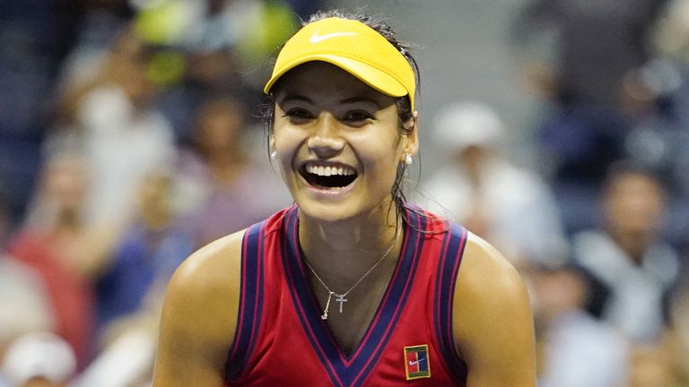Emma Raducanu's US Open win could be a landmark moment for British tennis