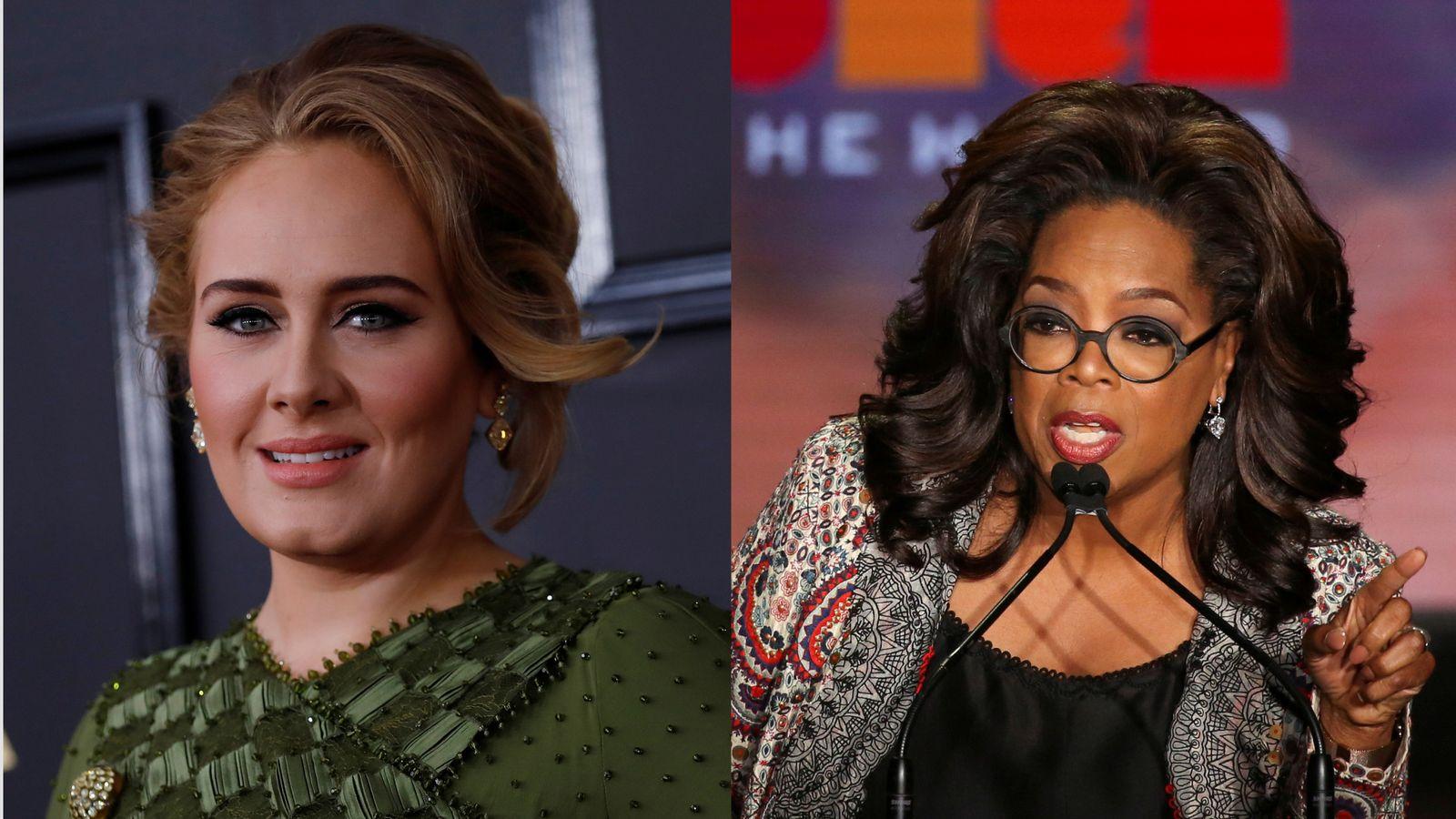 Adele album: Oprah Winfrey to interview British star in two-hour special