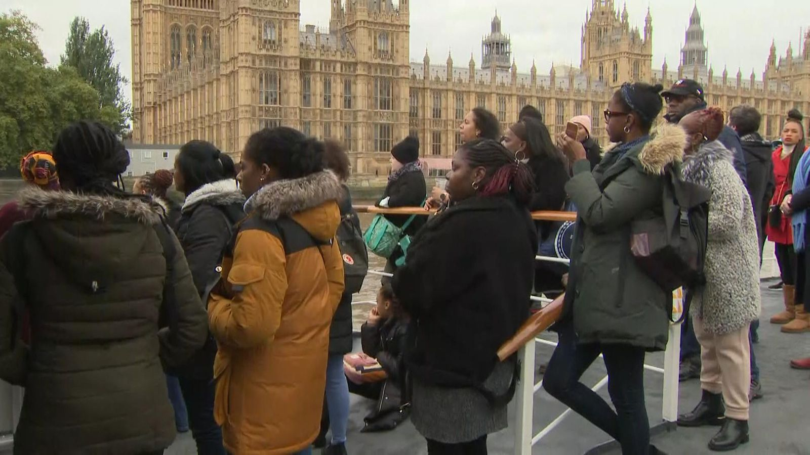 Black History Month: Taking a trip through thousands of years of black history on a single London cruise