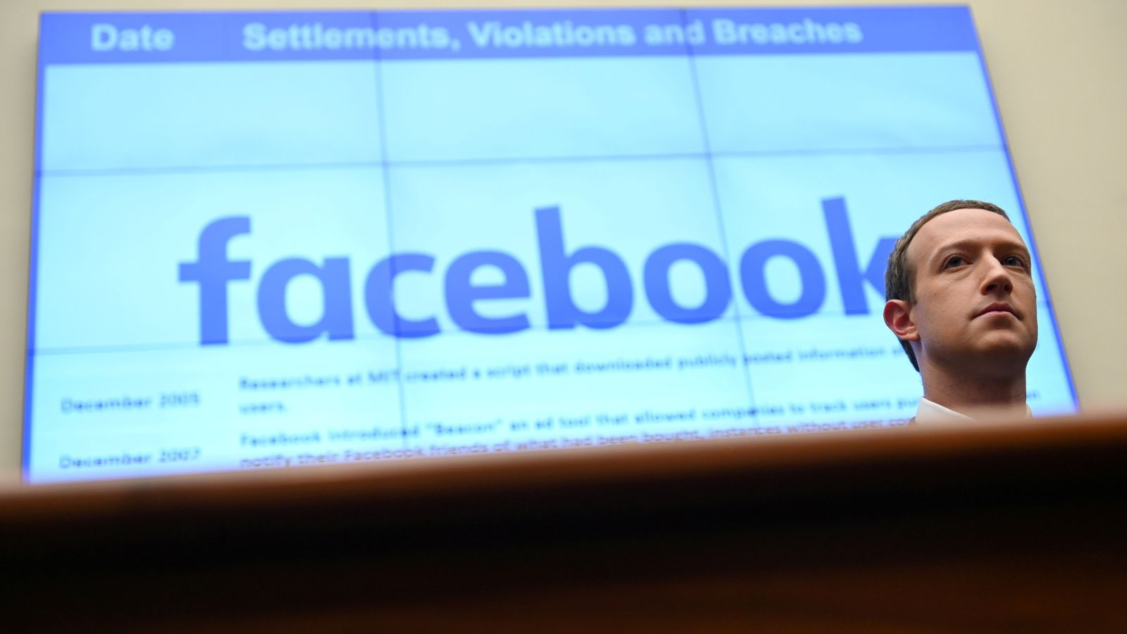 Facebook under fresh pressure as whistleblower prepares to give evidence to MPs