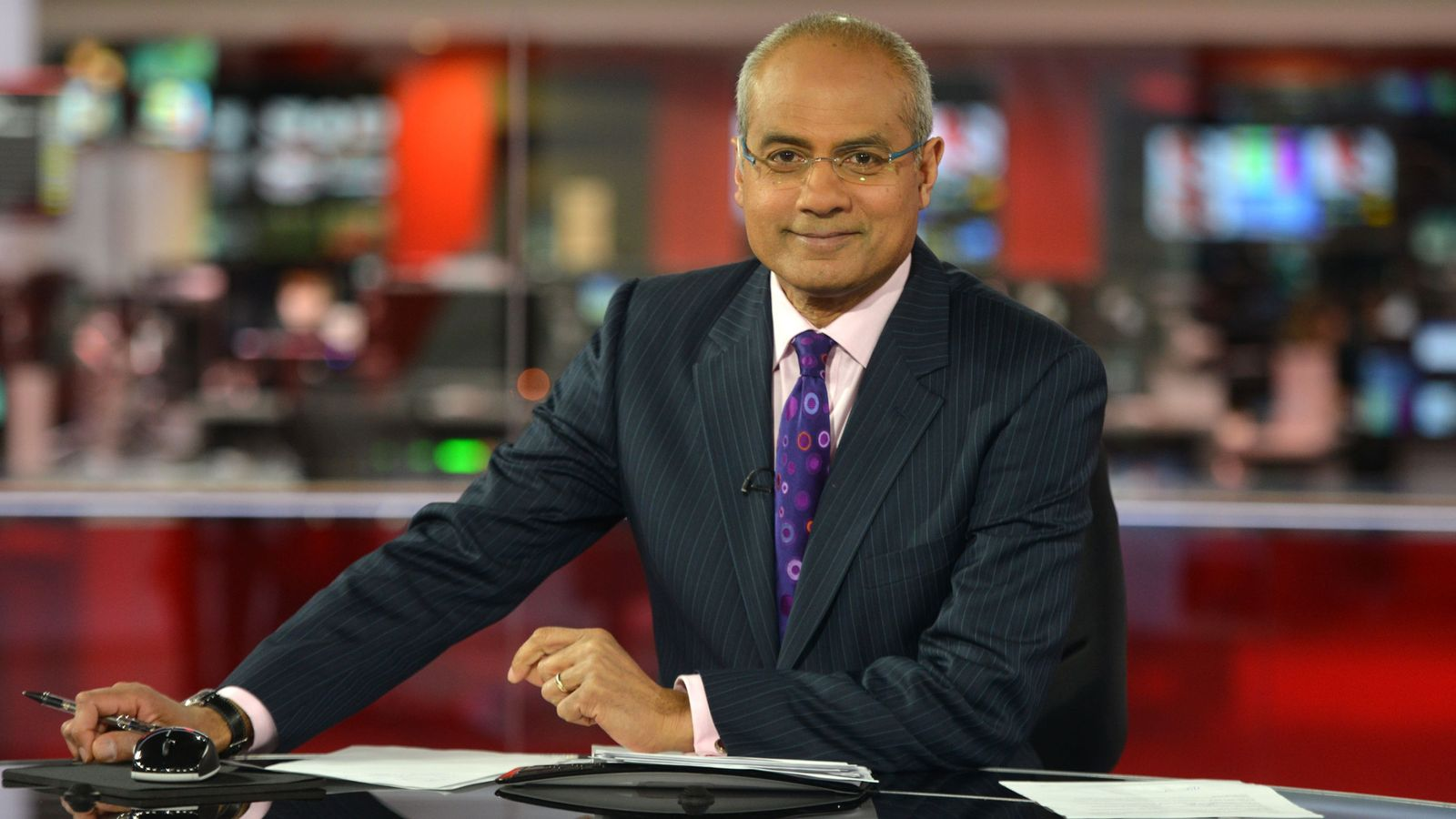 George Alagiah: BBC newsreader receiving treatment for further spread of cancer