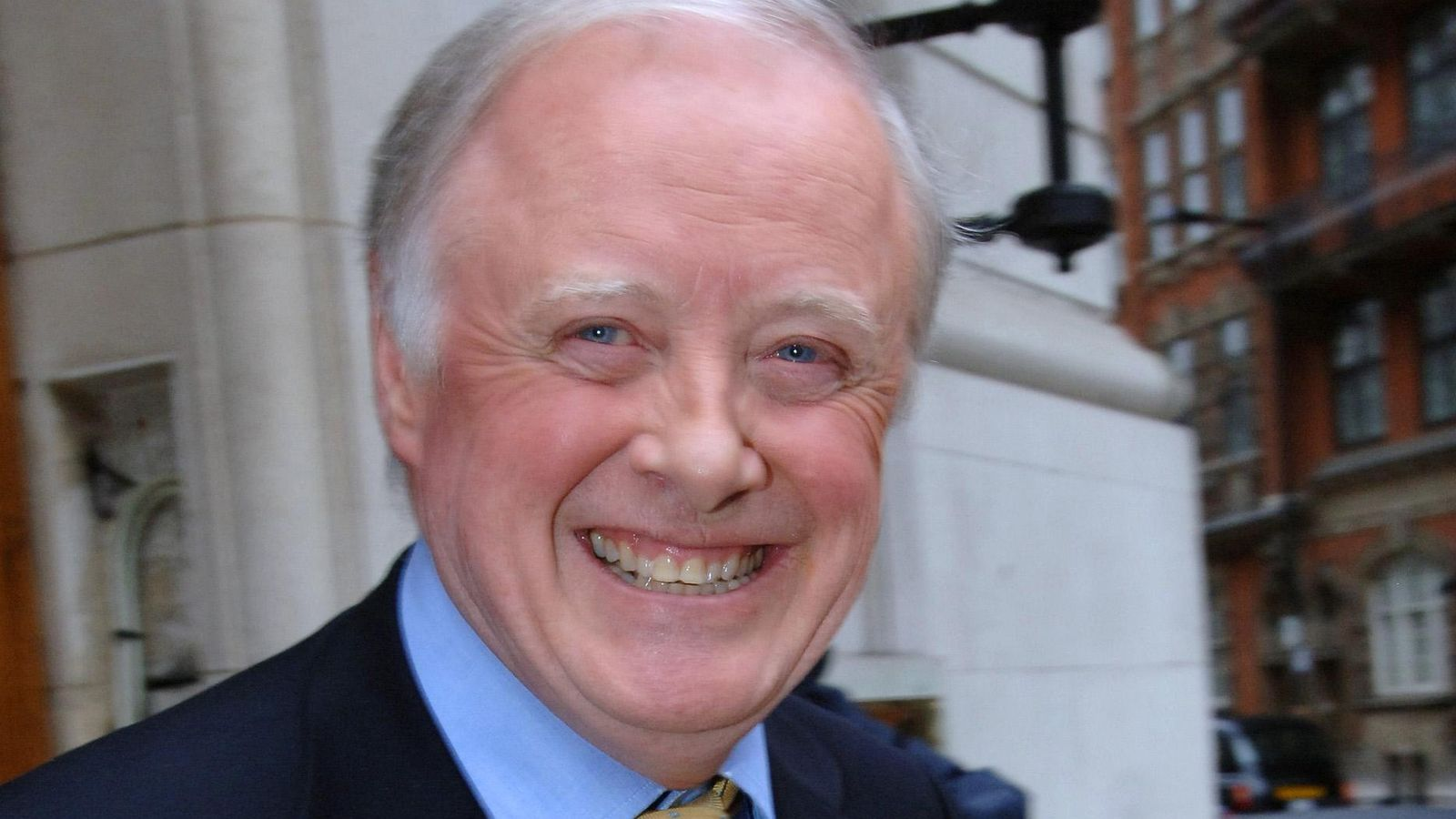 'Upstart caterer' Sir Gerry Robinson was one of the outstanding bosses of his age