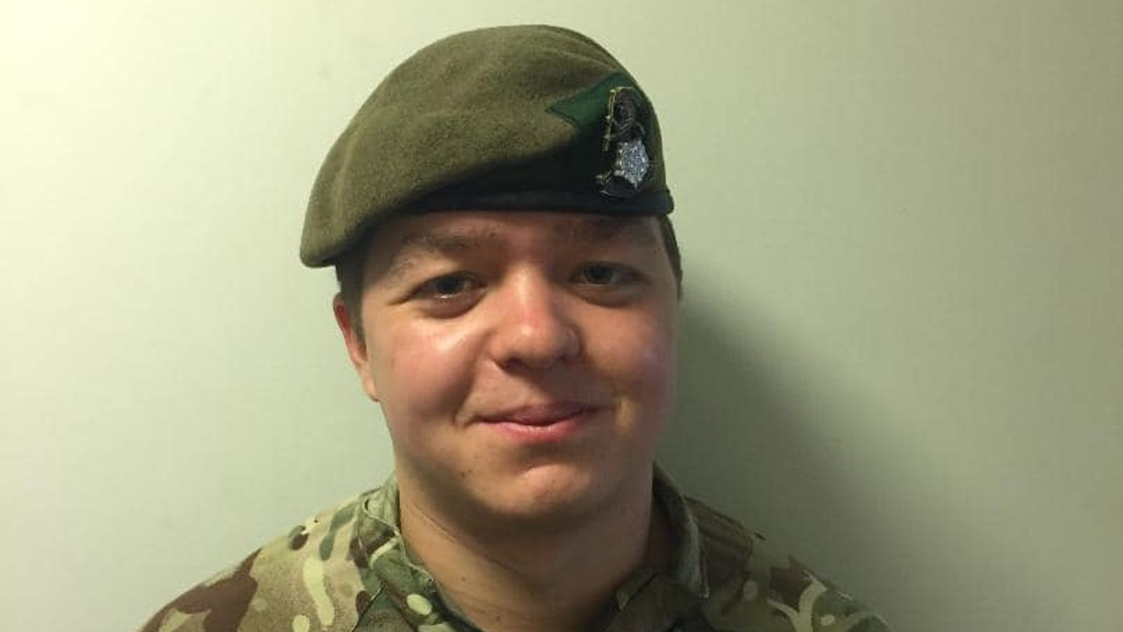 Soldier killed in Salisbury Plain training accident named