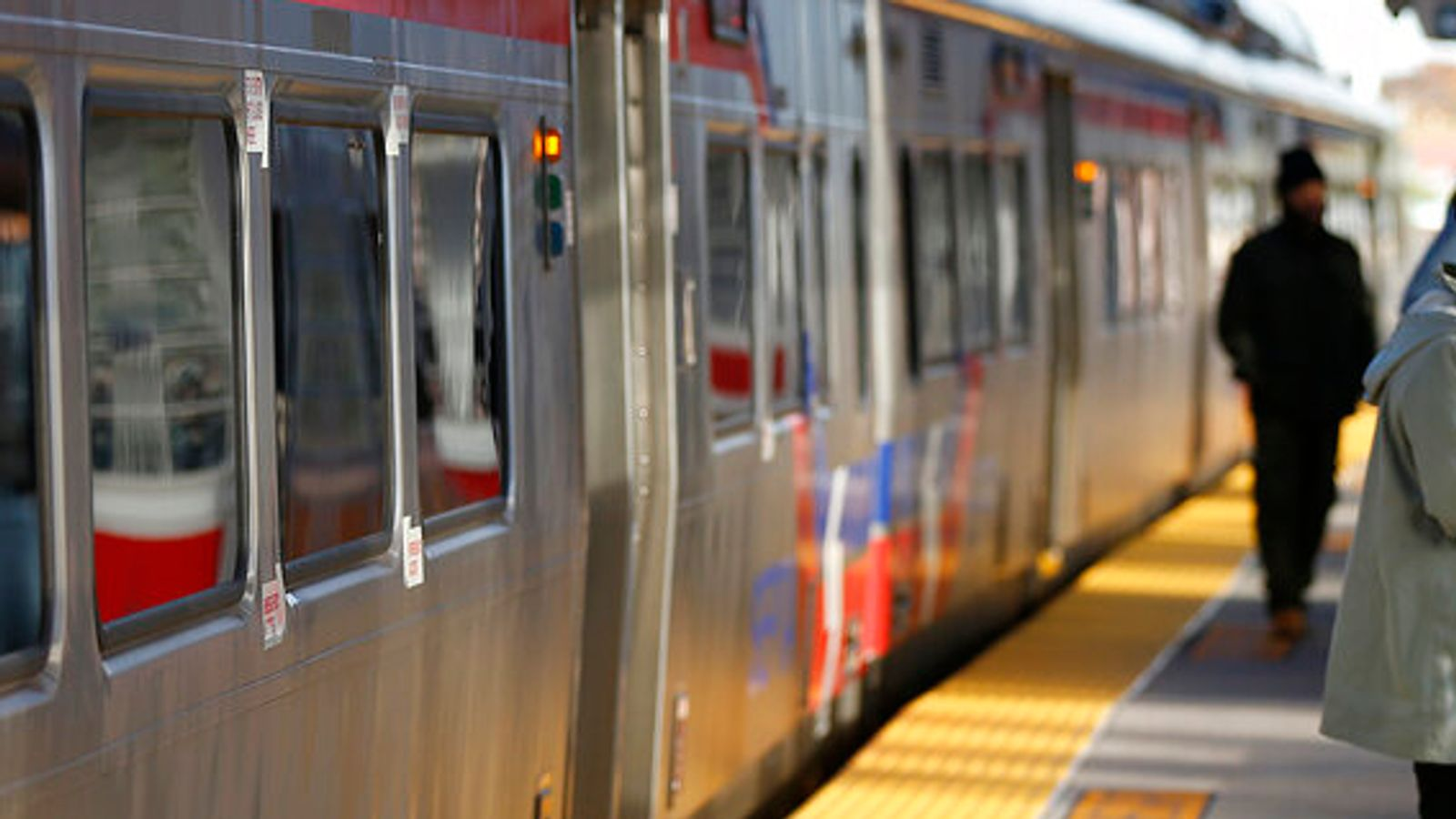 Philadelphia train rape: Train passengers watched attack on woman and did nothing, US police say
