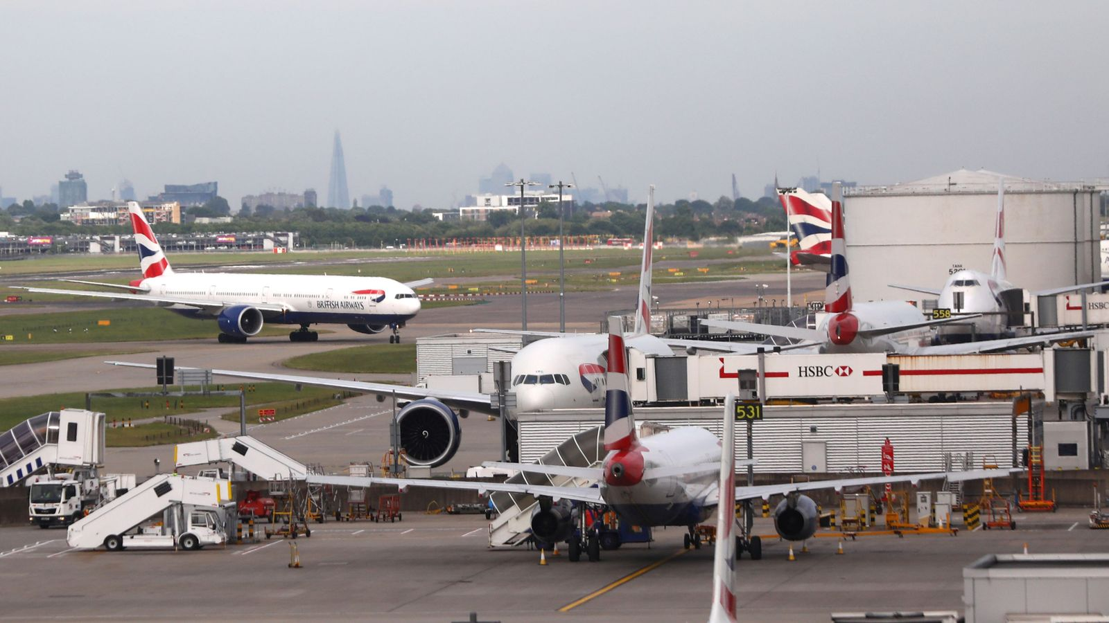 Heathrow passengers could see airport charges rise by 50% next year