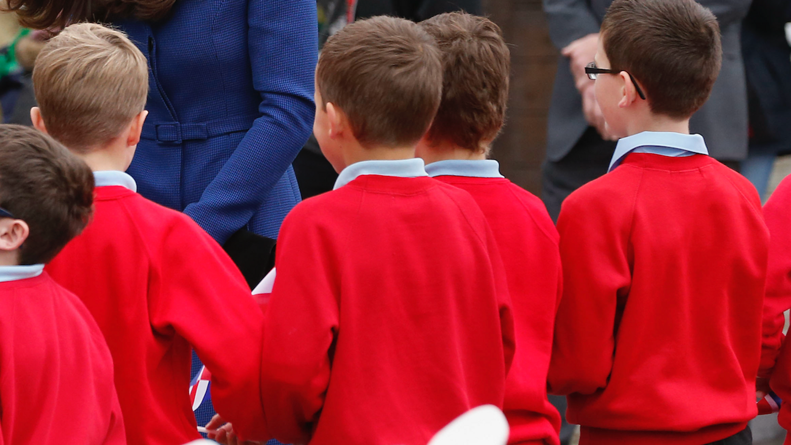 Facial recognition used to take payments from schoolchildren