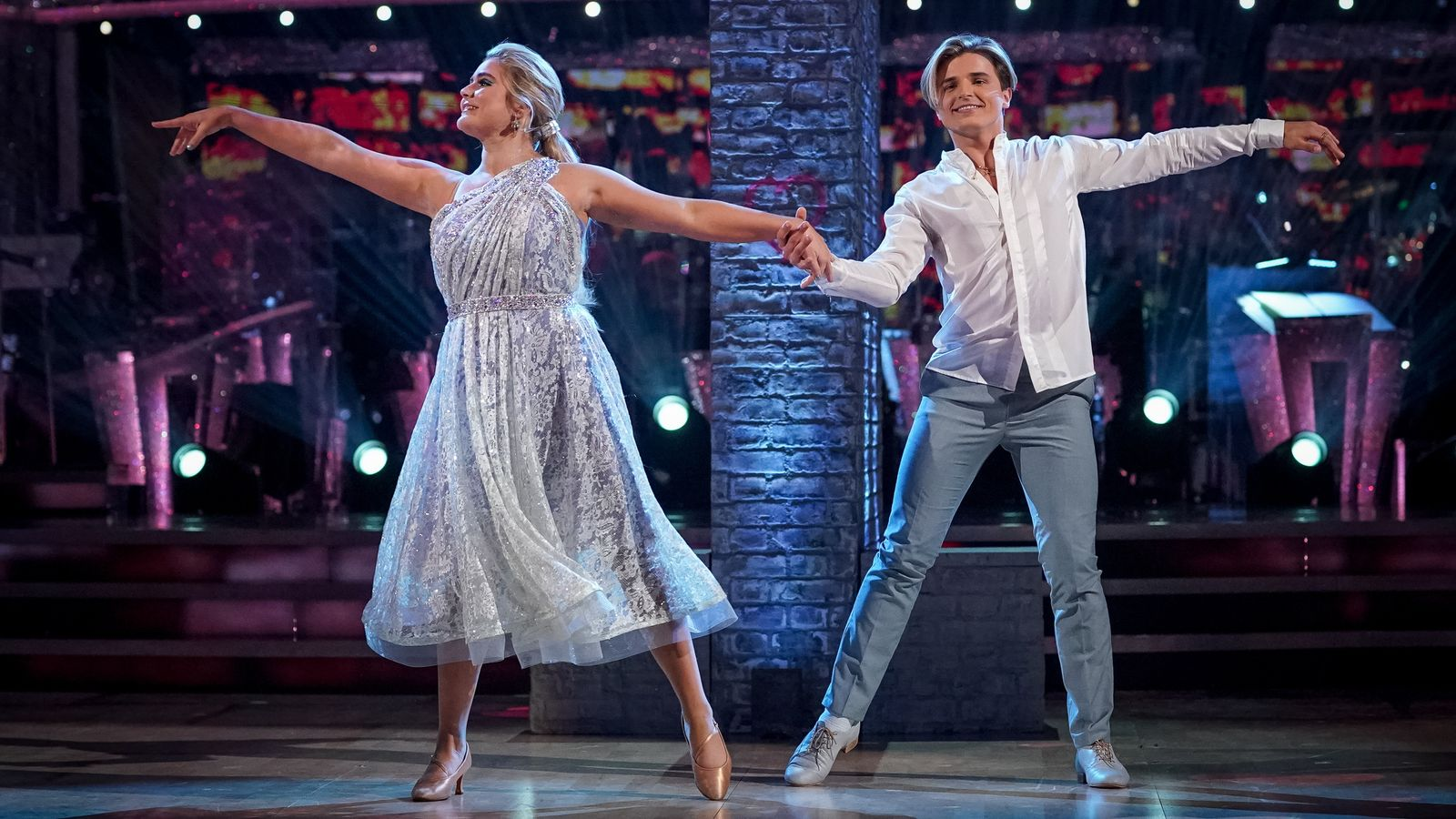 Tilly Ramsay: Steve Allen apologises for calling Strictly Come Dancing star a 'chubby little thing'