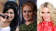 Amy Winehouse, Adele and Madonna are top three selling women artists in the UK