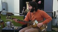 Get Back, Peter Jackson's documentary on The Beatles, features previously unseen footage of the band. Pic: Get Back/Disney+