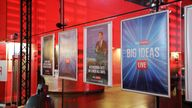 Sky's Big Ideas Live event in Rotherham 12/20/21